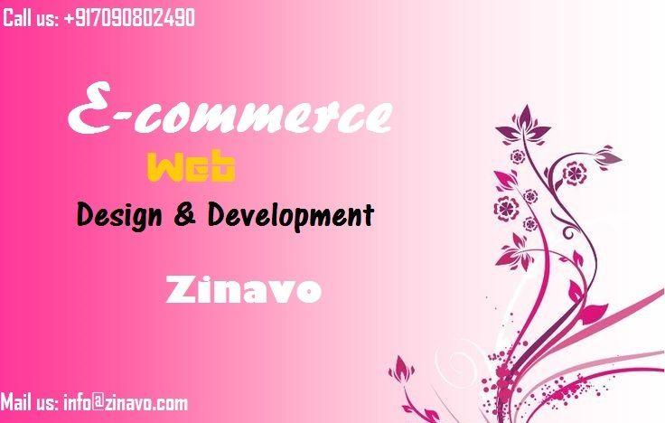 #ZINAVO[www.zinavo.com] #ecommerce #magento Web design and development company in Bangalore.