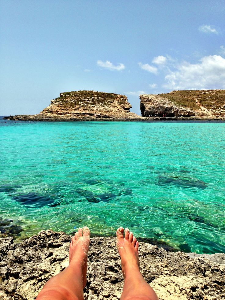 """Blue lagoon@Malta in one word """"Beautiful"""" a really must see when you are visiting Malta!"""