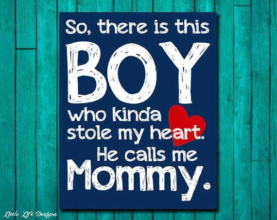 So, There Is This BOY Who Kinda Stole My Heart. He Calls