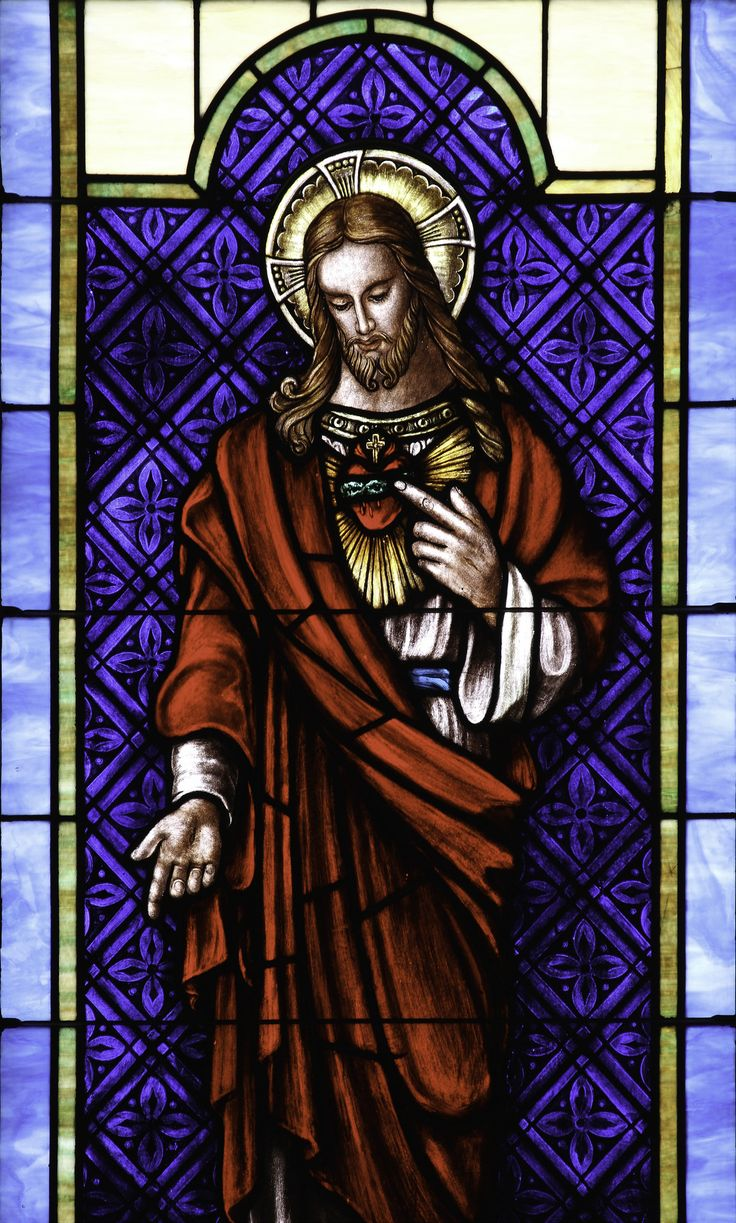 5711 best catholic stained glass images on pinterest