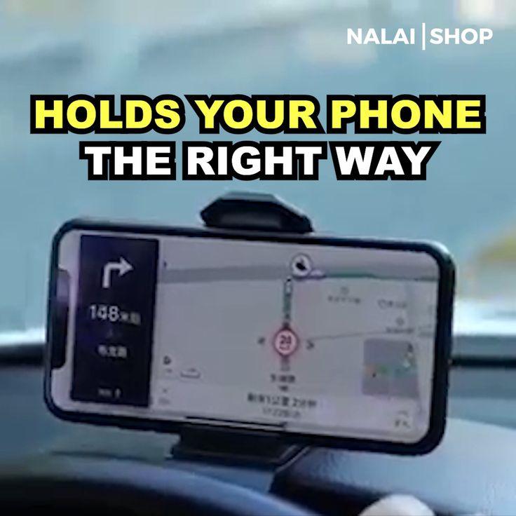 Car Phone Clip Holder