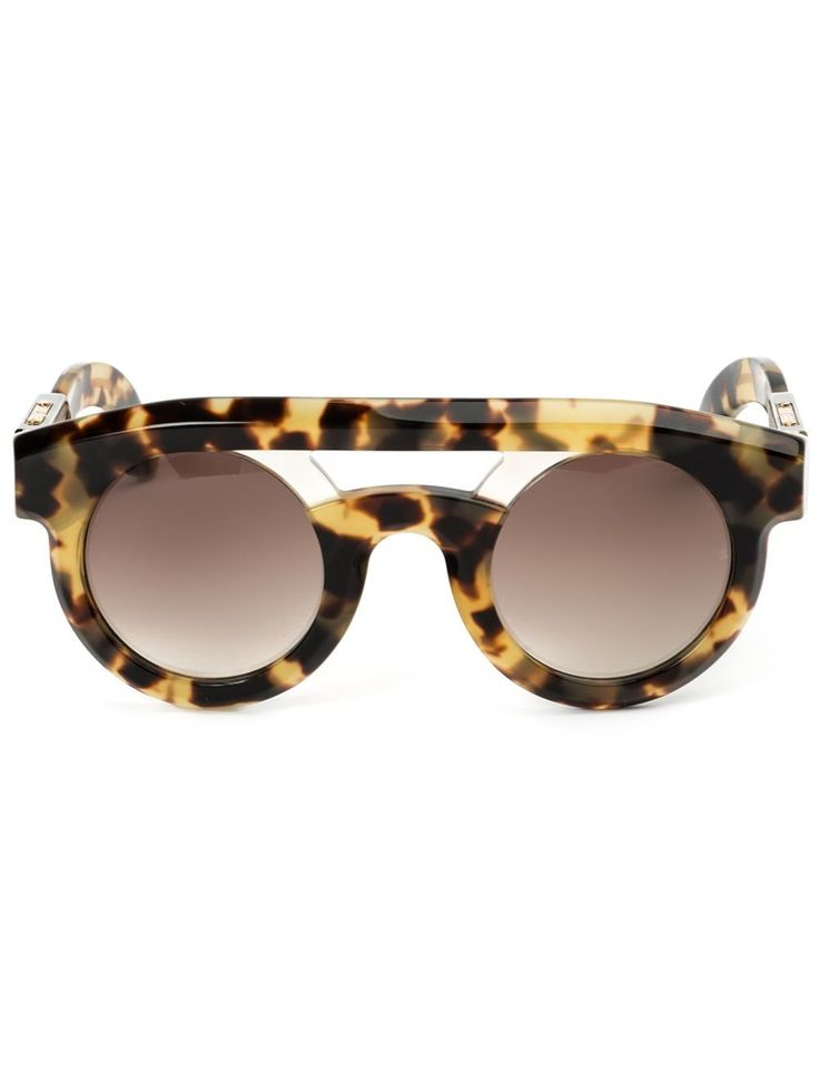 Jacques Marie Mage 'clara' Sunglasses - L'eclaireur - Farfetch.com