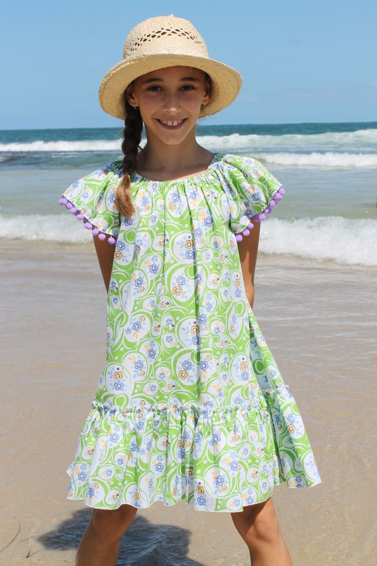 A personal favourite from my Etsy shop https://www.etsy.com/au/listing/285490105/vintage-floral-print-summer-dress-with