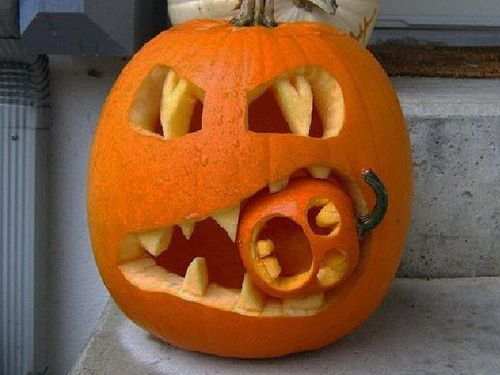 awesome jack-o-lantern to try