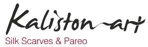 Kaliston art | Luxury silk scarves & pareo