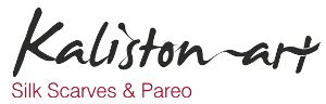 Kaliston art | Luxury silk scarves & pareo