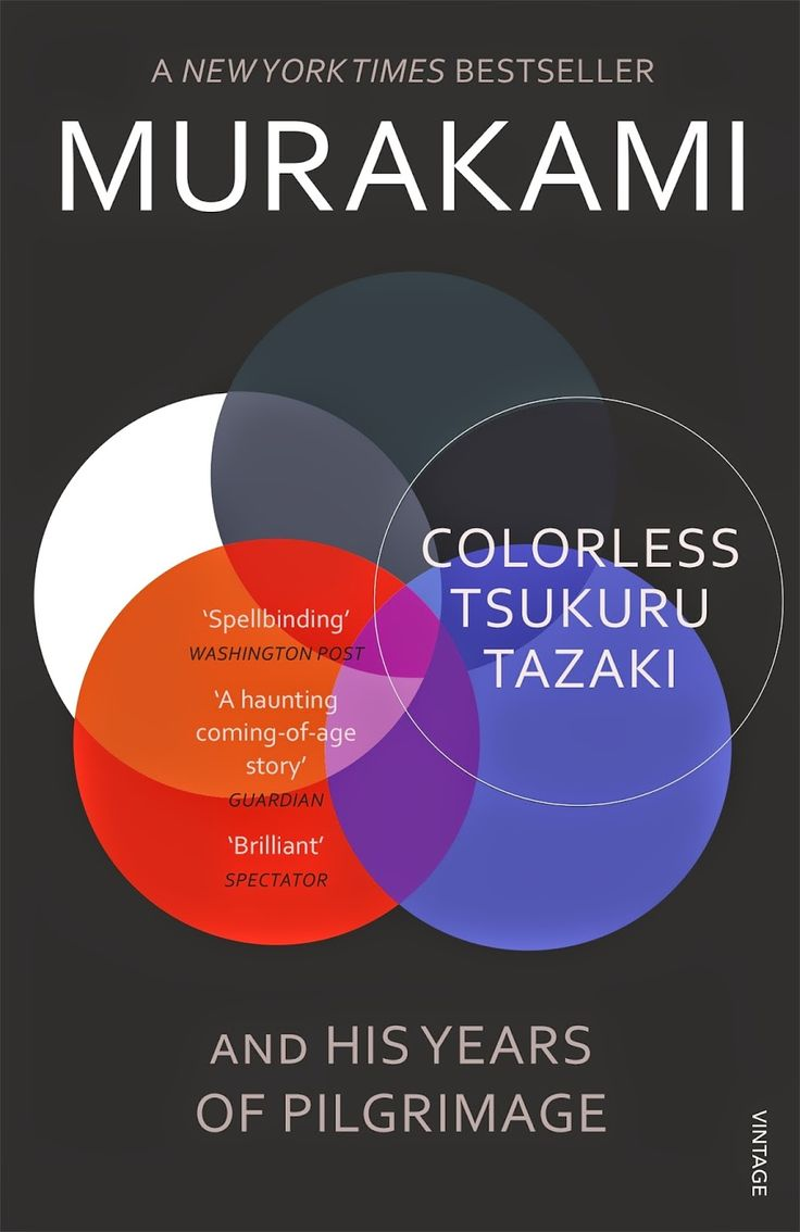 Book Banter: Colorless Tsukuru Tazaki by Murakami - Book Review by peachsbeauty