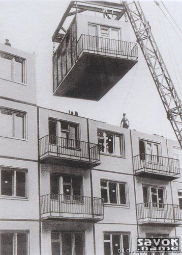 home is where your plattenbau is