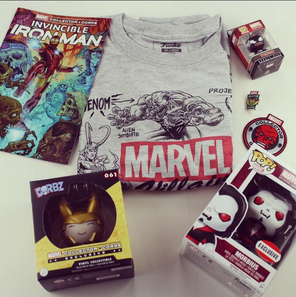 15 Wonderfully Nerdy Subscription Boxes Every Culture Vulture Will Adore....marvel collector corpse