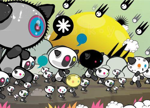 Jonathan Ball - The Great Panda Extinction