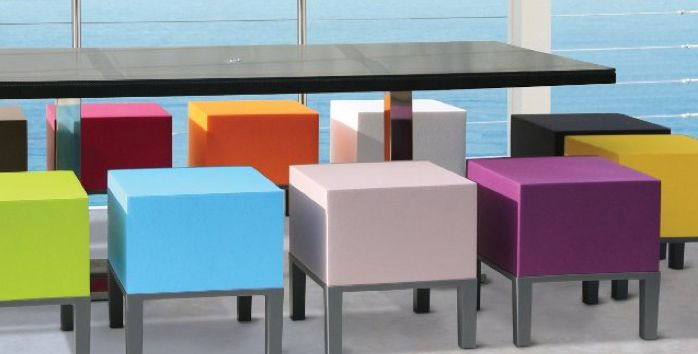 QUINZE AND MILAN | Arne Quinze | Pouf Stool - My Urban Child