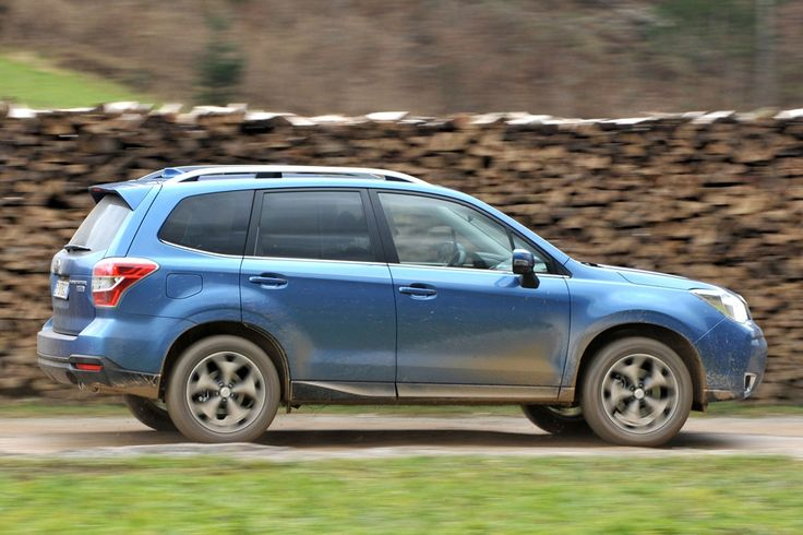 Subaru Forester 2.0D Lineartronic XC Premium (2015) review