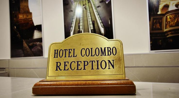 Hotel Colombo Napoli Hotel Colombo offers a relaxing retreat near the Central Railway Station and the Duomo, right in the historic centre of Naples.  Hotel Colombo is set in restricted-traffic area within easy reach of the harbour.