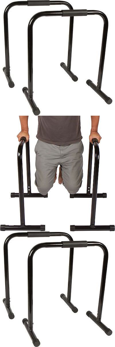 Other Fitness Technology 44076: Trademark Innovations 28.5-Inch Exercise Dip Station Bars -> BUY IT NOW ONLY: $69.99 on eBay!