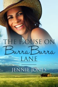 Jennie Jones: The House on Burra Burra Lane