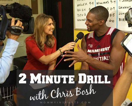 Video: 2 MInute Drill with Chris Bosh