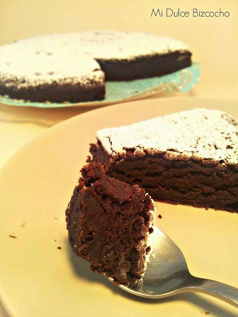 Mi Dulce Bizcocho | Recetas fáciles de bizcochos y otros dulces: Bizcocho de Calabacín y Chocolate