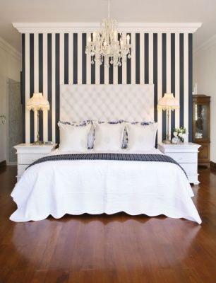 Best 25+ Striped walls ideas on Pinterest | Striped walls bedroom, Striped  wall paints and Striped painted walls