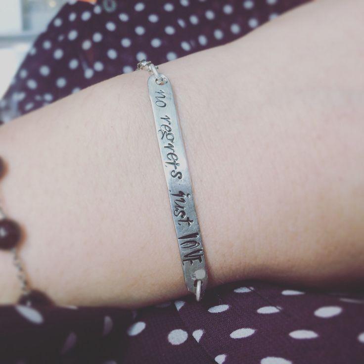 #bracelet #noregrets #justlove #ink #incisione  #cuore #argento #madeinitaly #artigianato # handmade #love #pato #patojewels #best #fascia #jewellery #jewel #gioiello #gioielli #amore #regalo