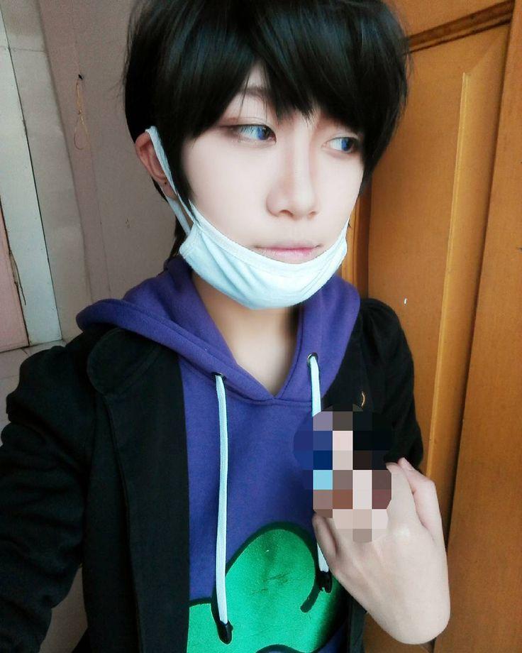 #ichimatsu #ichimatsucosplay #anime #otaku #me #selfie #cute #kawaii…