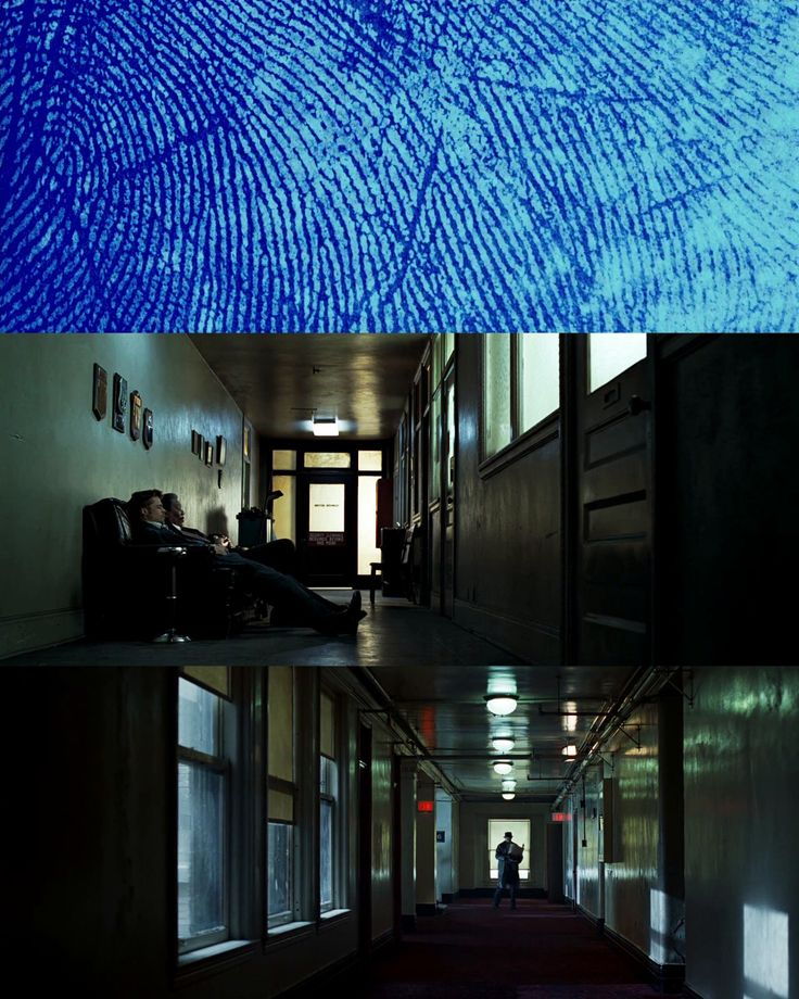 Cinematography #34: Se7en (1995) Directed by David Fincher Cinematography by Darius Khondji