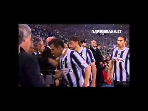 Finale Coppa Italia 2011/2012 Juventus-Napoli 0-2: Capitan Cannavaro alza la Coppa Italia