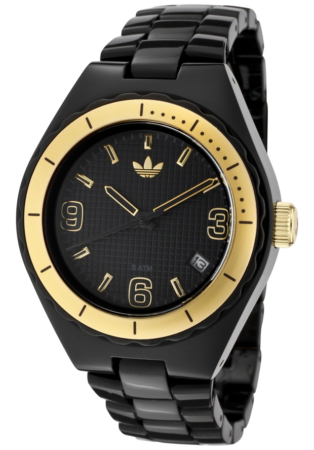 Price:$52.11 #watches Adidas ADH2504, Add the element of genuine style with a sporty twist to your wardrobe with this Adidas watch.