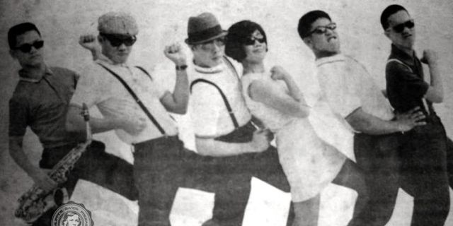 "Put3ska was a Filipino ska band formed in 1993. The band's name is word play, combining the Filipino phrase, putres ka (""damn you"") and ""ska"". #Put3ska #Philippines #SongoftheWeek More info/listen: www.cseashawaii.orgSoutheast Asian, Philippines Songoftheweek, Asian Music, Play, Filipino Phrases, Band Form, Put3Ska Philippines, Ska Band, Filipino Ska"