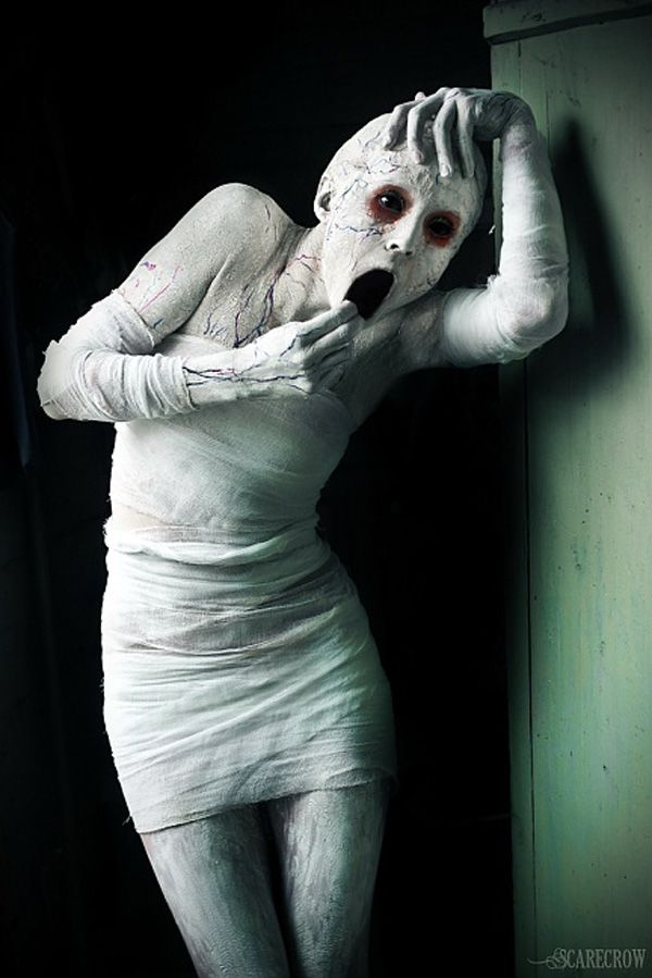 Shocking Horror and Macabre Photography