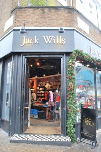 Jack Wills #London: http://www.thepurplepassport.com/picks/London/Shop/jack-wills/