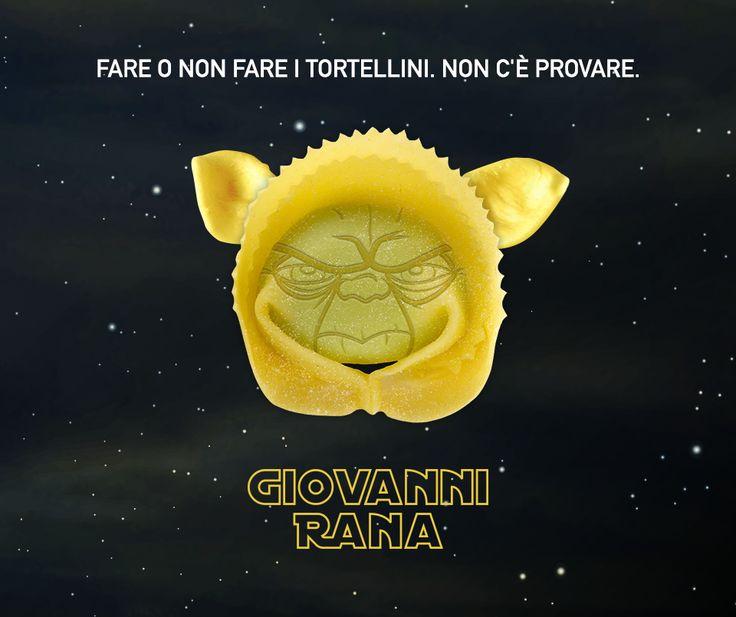 Giovanni Rana #StarWars