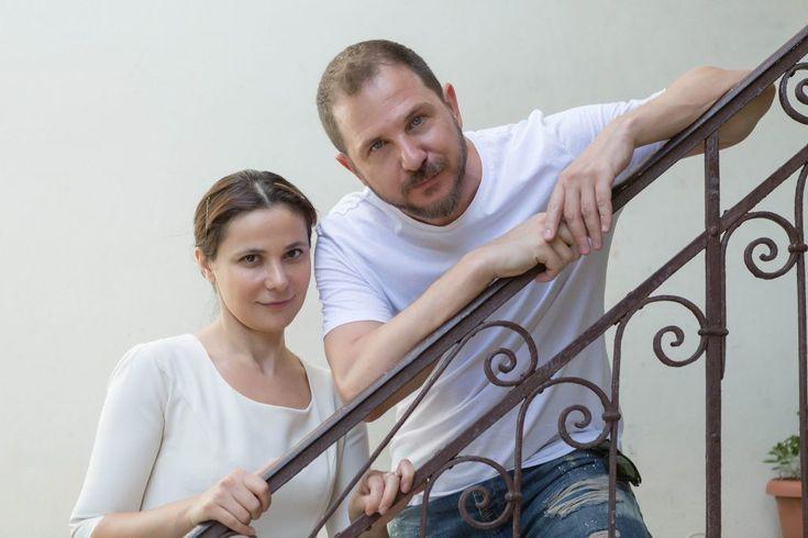 Η Χριστίνα Τασκασαπίδου και ο Αλέξιος Κοτσώρης σε μια αποκλειστική συνέντευξη στο Τρίτο Κουδούνι και στην Ελένη Αναγνωστοπούλου.
