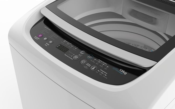 Whirlpool Intelligent - Product Design on Behance