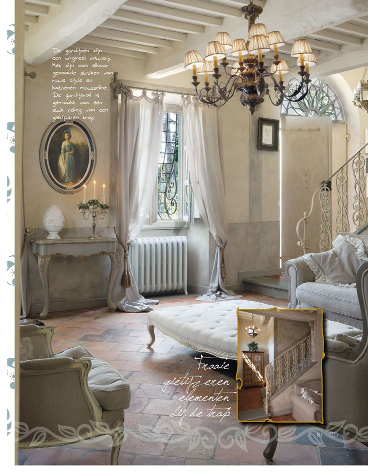 1000 images about french country chateua interiors on for French country cottage magazine
