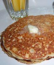 Gluten Free Oat Pancake Recipe (replace the yogurt w/non-cow's milk yogurt)