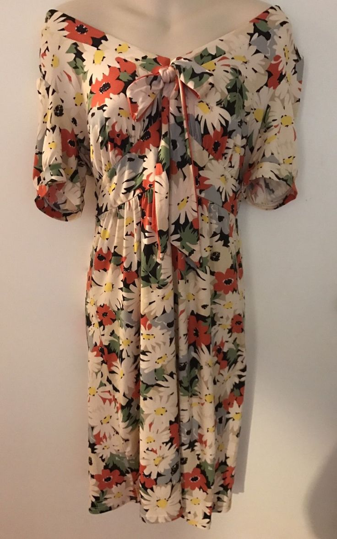 Beautiful Leona Edmiston Dress Size 12 | eBay
