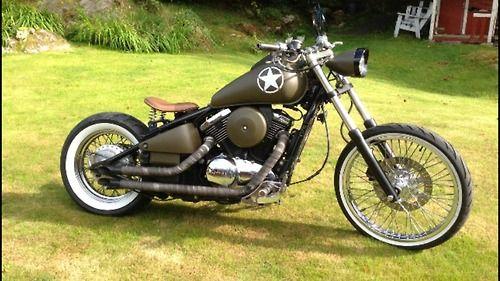 Old Kawasaki Motorcycles