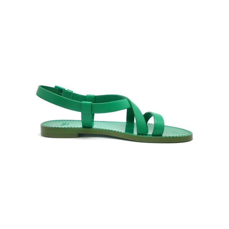 D&G sandália MENTA DOLCE & GABBANA verde