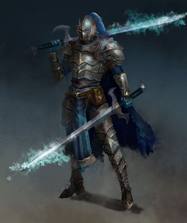 [Race], Fighter, Inquisitor, Magus; Spellblade; Eldritch