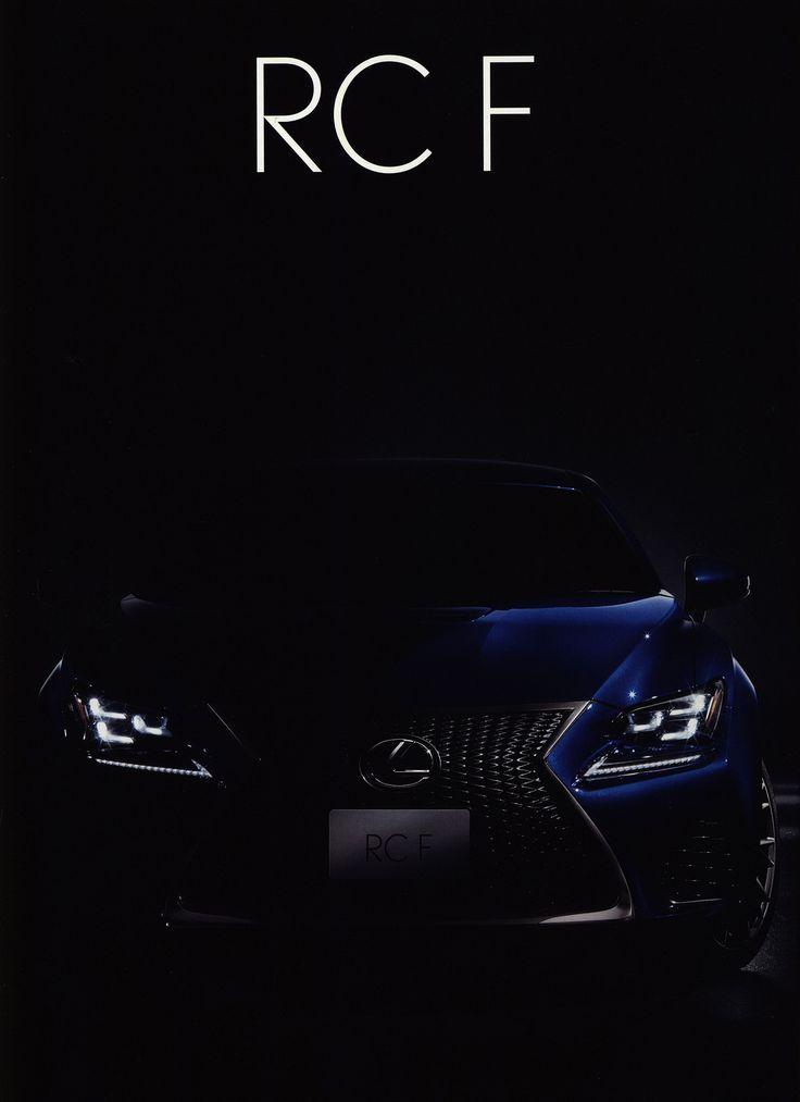 https://flic.kr/p/Sq2bSq | Lexus RC F; 2014_1  (Japan)