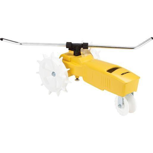 Fiskars Watering GS Tractor Sprinkler 818653-1001 Unit: Each, Yellow