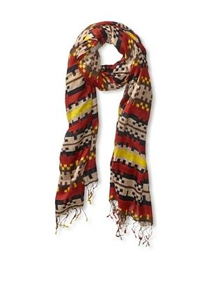 63% OFF Sir Alistair Rai Women's Nepalese Wrap, Crimson