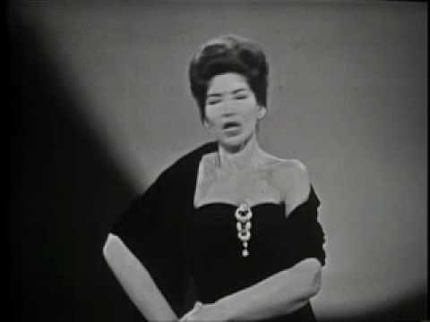 L'amour est un oiseau rebelle (Habanera) - Carmen - Bizet; Maria CALLAS sings in covent garden - YouTube