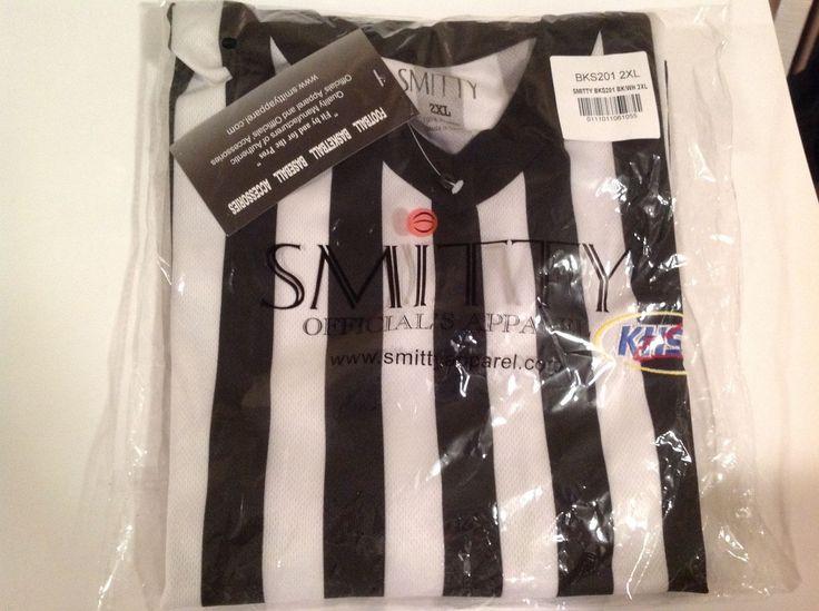 Men 158965: Smitty Khsaa Referee Shirt Xxl New Basketball -> BUY IT NOW ONLY: $34.99 on eBay!