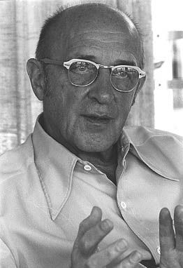 Carl Rogers--Probably the single most influential Psychologist in my own decades of study.