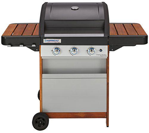 Offerta Di Oggi Campingaz 3 Series Woody L Barbecue Grill Con Carrello In Legno Multicolore A Eur 311 67 Invece Di Eur Barbecue Barbecue Grill Gas Grill