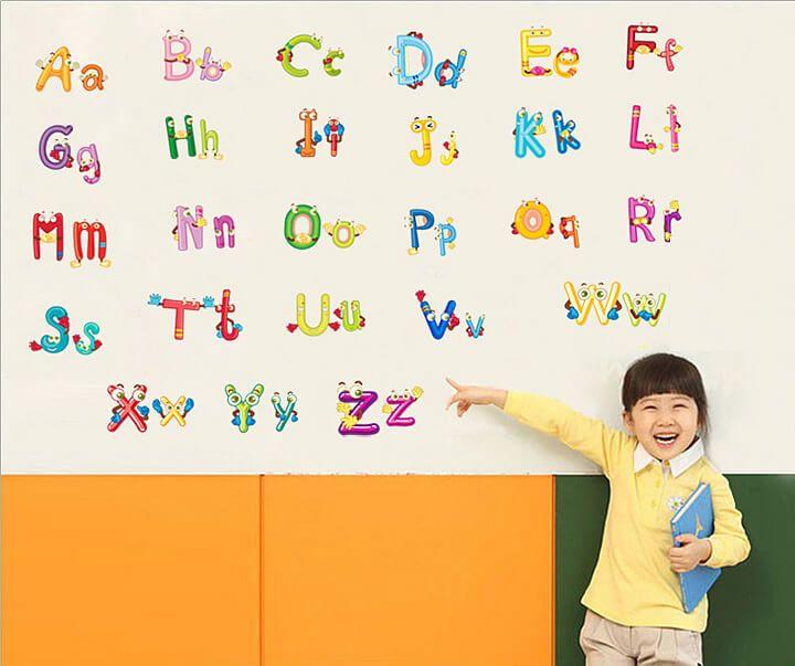 12 best kid 39 s room images on pinterest child room for Letters for kids rooms