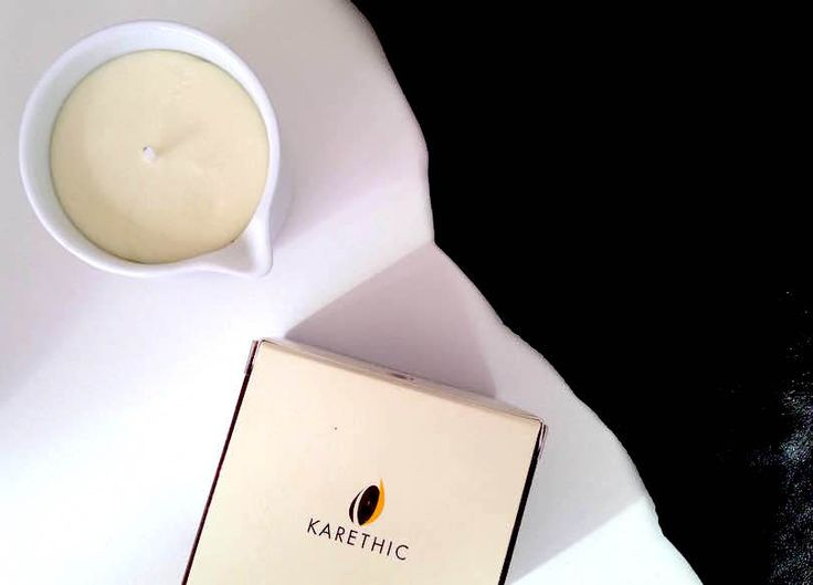 Массажная свечка от Karethic