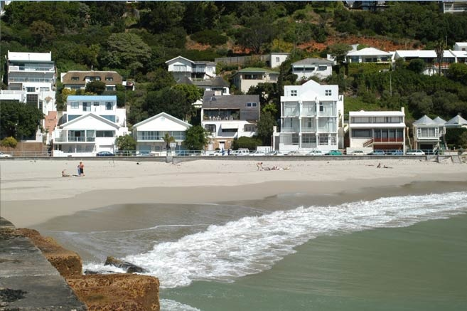 Bikini Beach, Gordon's Bay, South Africa.