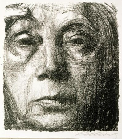 Käthe Kollwitz: Darkness and Light / Blog: paper + people / Cunningham Center / Collections / Smith College Museum of Art - Smith College Museum of Art